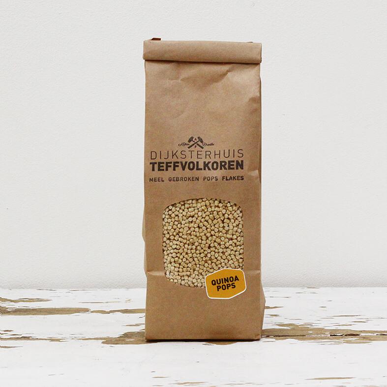 Quinoa pops 125 gram